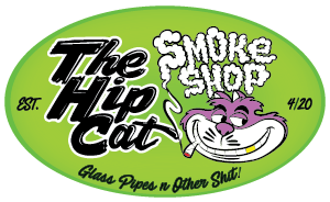 thehipcatsmokeshop Logo